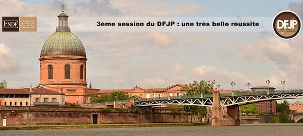 Diplôme Fédéral de Juriste du Patrimoine - DFJP -
