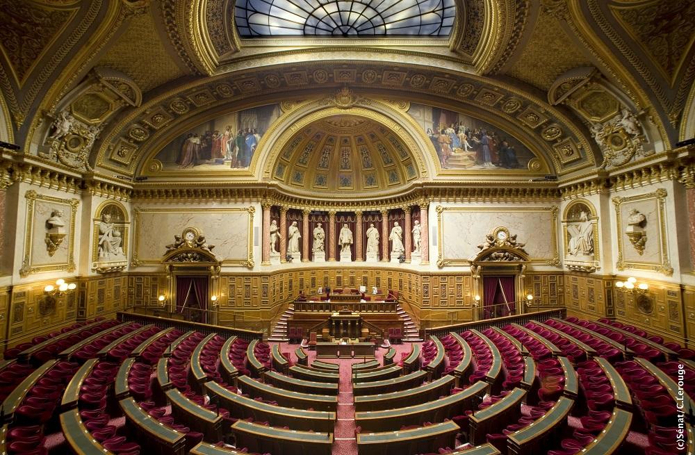 sénat français - 10 ans de la FNDP