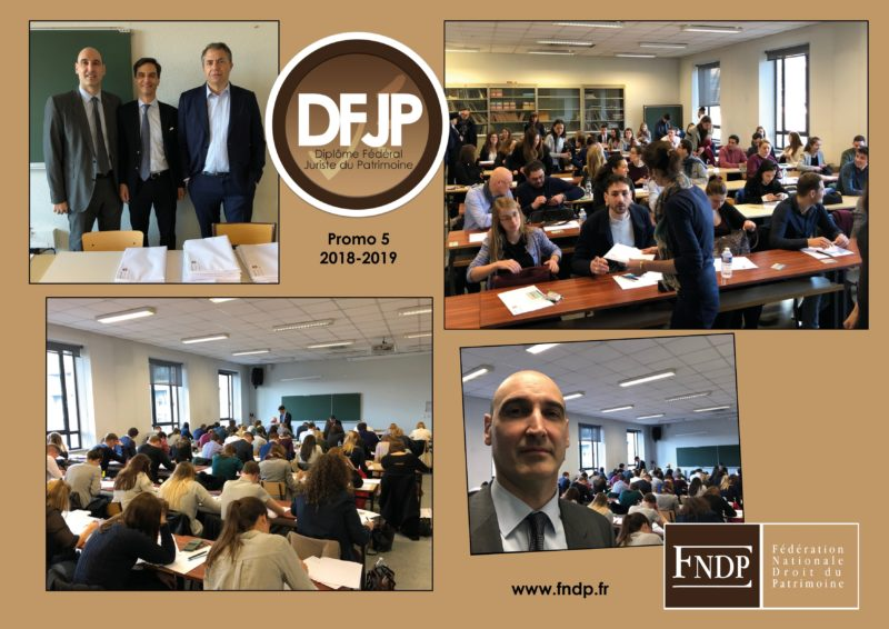 DFJP 2019 - 1ere journée