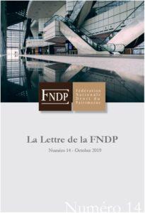 Lettre de la FNDP n°14