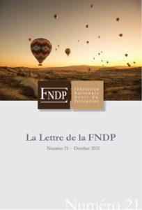 La lettre de la FNDP N°21